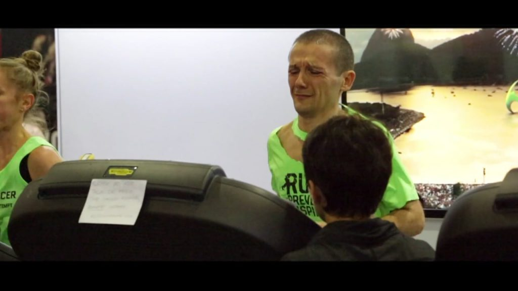 261.2km in 24hrs on a Treadmill – How did he do it?