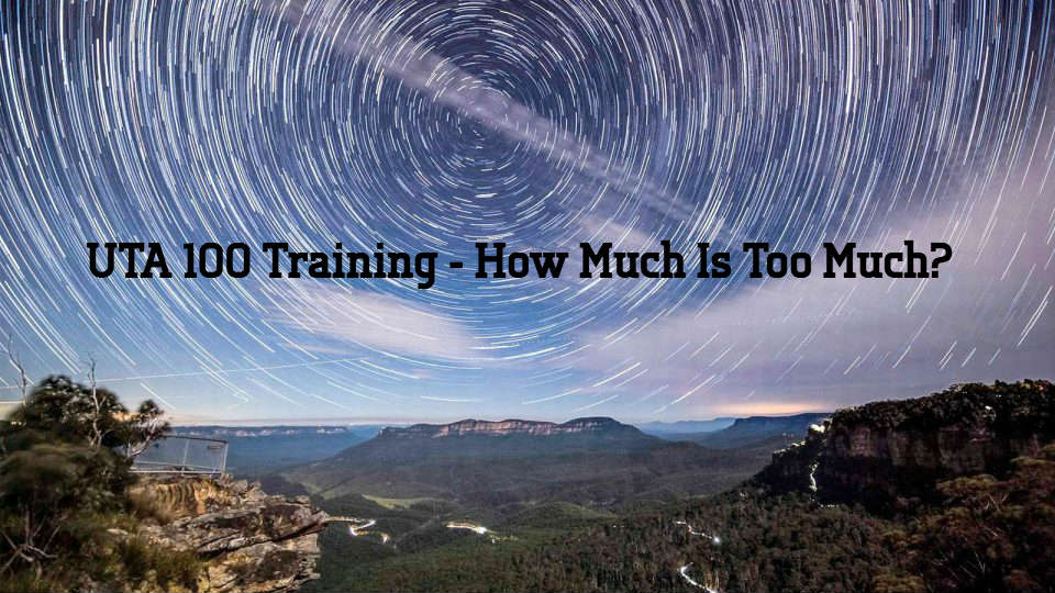 "How Long Should Your ""Long Run"" Be? (UTA100 Training Program)"