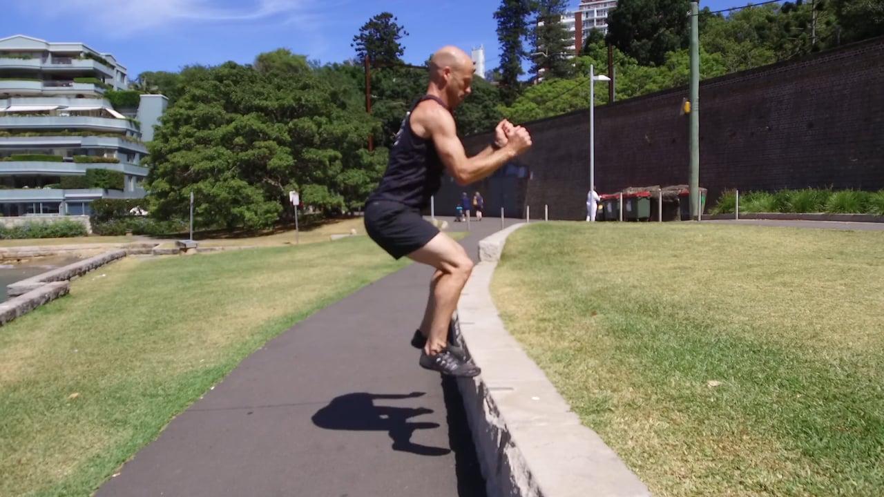 Strength for marathons