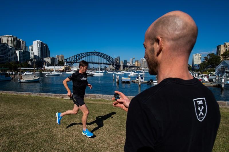 Marathon Run Technique