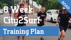 City2Surf Training Plan