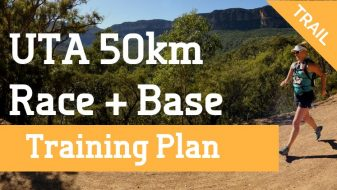 UTA 50 race and base