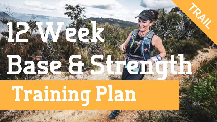 Base and Strength Training for Trail Runners
