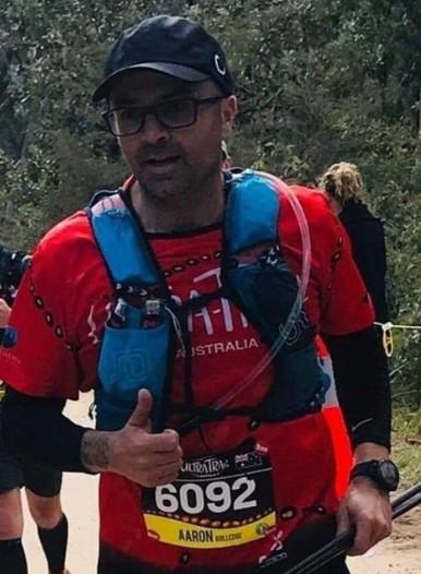 21km trail running training plan man