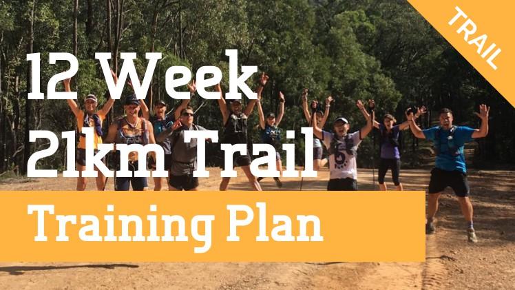 21km Trail Training Plan