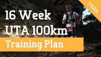 UTA 100km Race Only