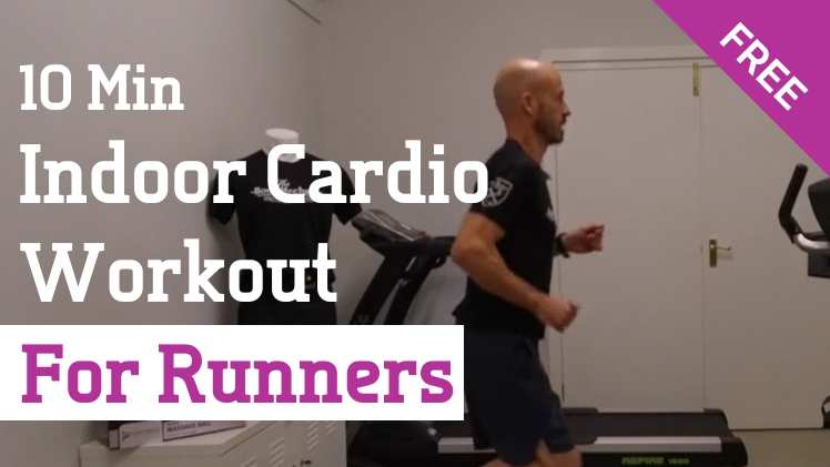 Coronavirus 10-Minute Indoor Cardio Workout