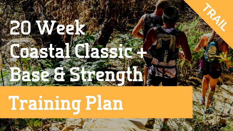 Coastal Classic training plans