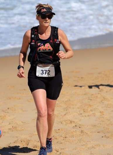 Coastal Classic lady training