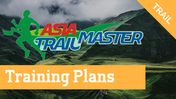 Asia Trail Masters Training Plans