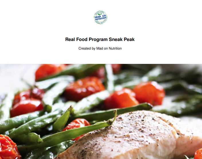 Free Meal Plan For Runners