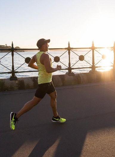 beginner to 3km running