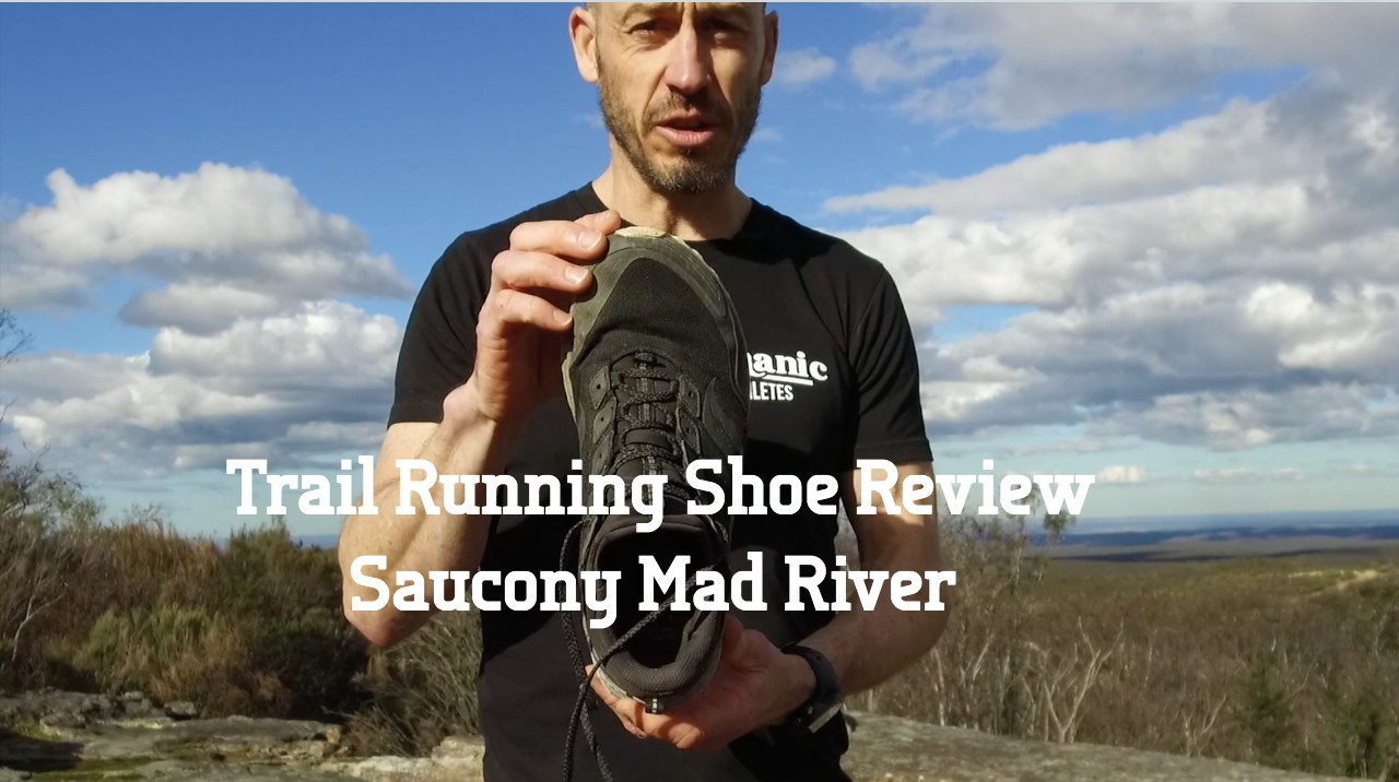 Saucony Mad River - Shoe Review
