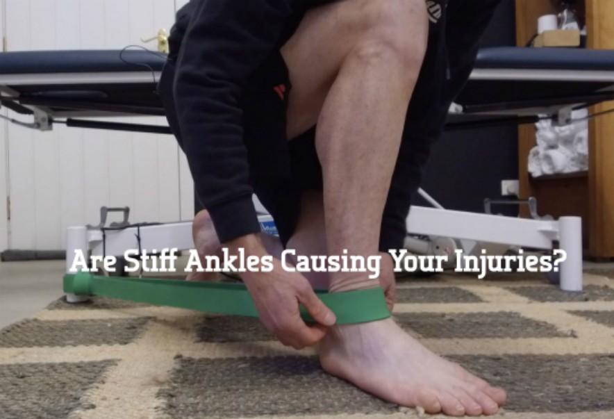Stiff Ankles - Are they causing your injuries?