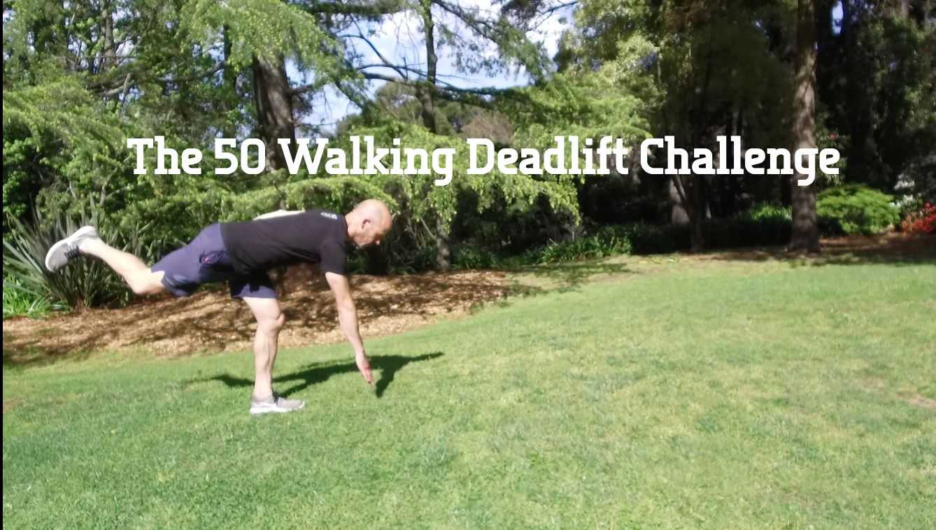 50 Walking Deadlift Challenge