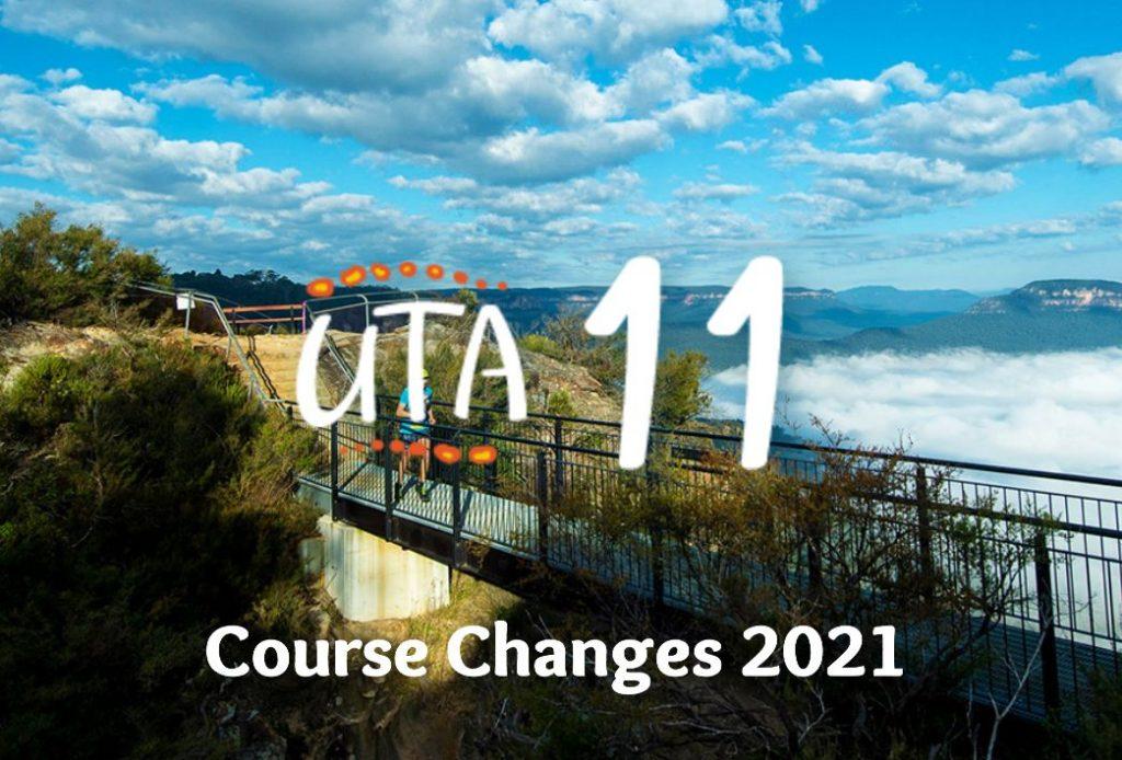 UTA11 Course Changes 2021