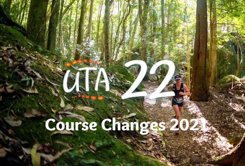 UTA22 Course Changes 2021