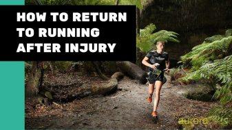 Return to running guide