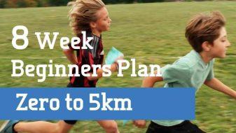 School 5km running program