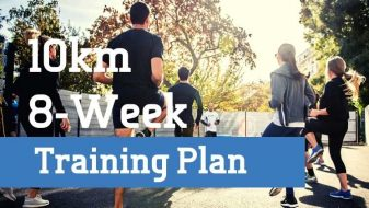 10km school running program
